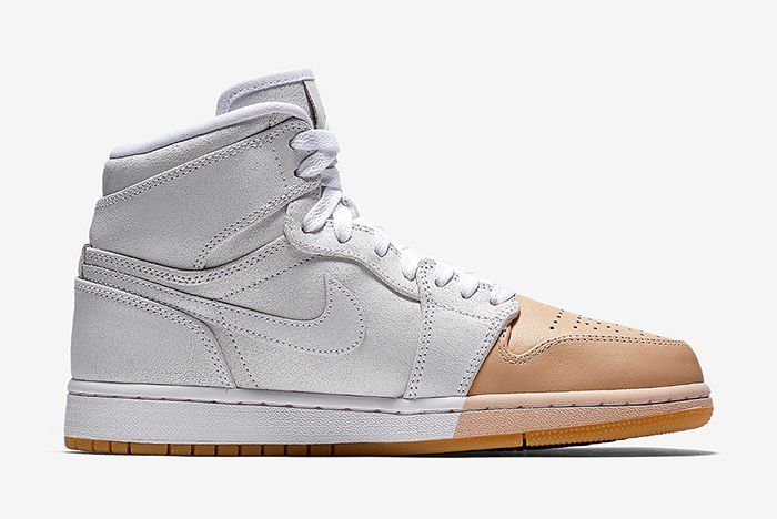 Air Jordan 1 Tan Dipped 3