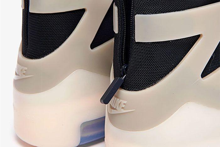Nike Air Fear Of God 1 Heel