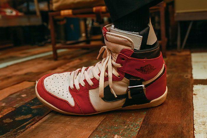 Sbtg Sabotage Rehab S O S Air Jordan 1 Up Close 5 On Foot