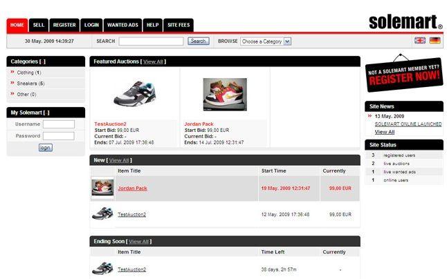 Solemart Sneaker Trader 1