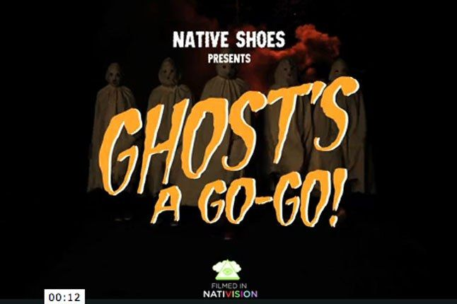 Native Ghosts A Go Go 1