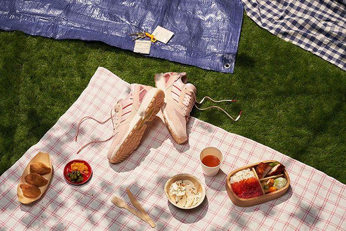 Adidas Zx 8000 Kirschblutenallee Pack Hanami Yozakura Hero8