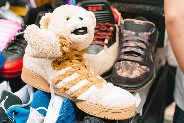 Sneaker Con 40