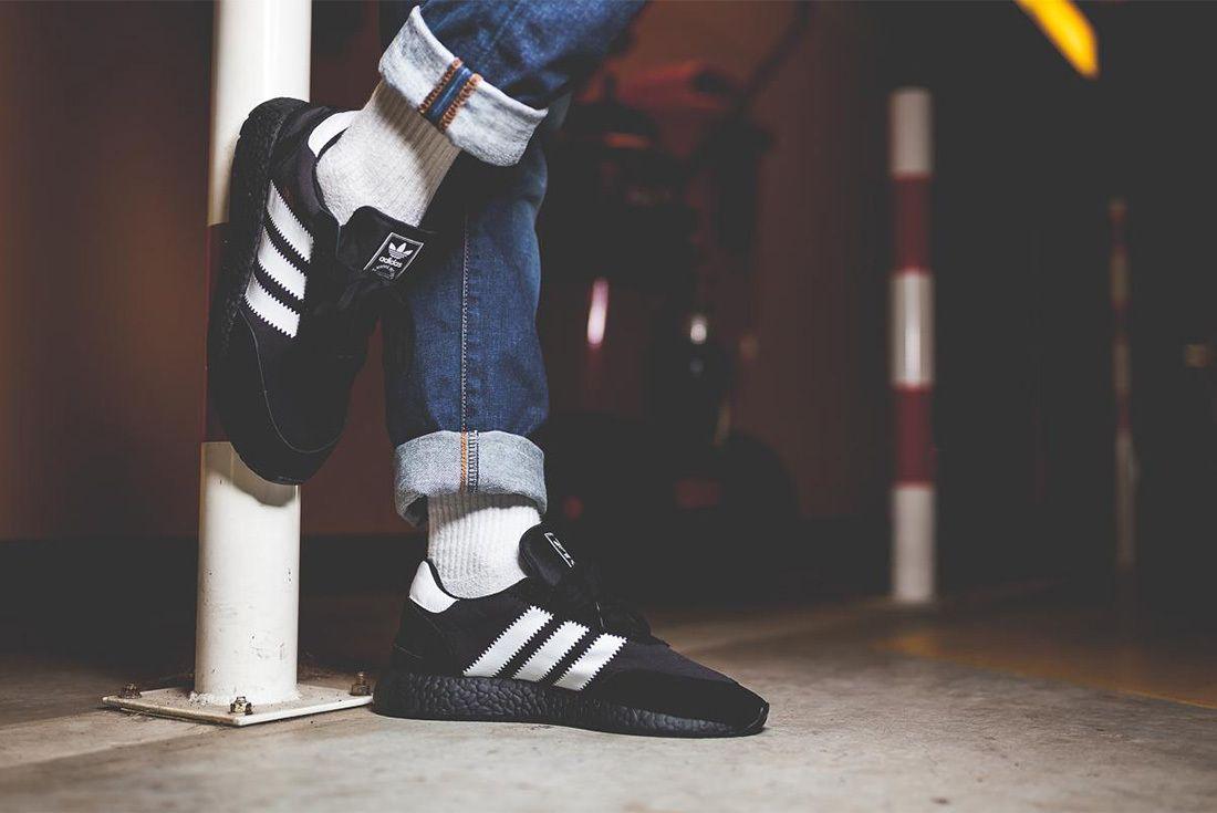 Adidas I 5923 Iniki Runner Core Black Ftwr White Copper Sneaker Freaker 7