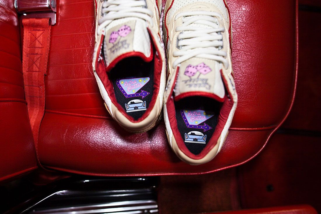 Extra Butter Saucony Shadow 5000 Ebftp Friends Family 2