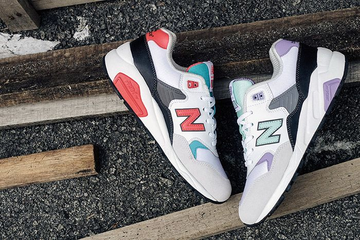 New Balance 580 Womens 90 S Outdoors Pack 4