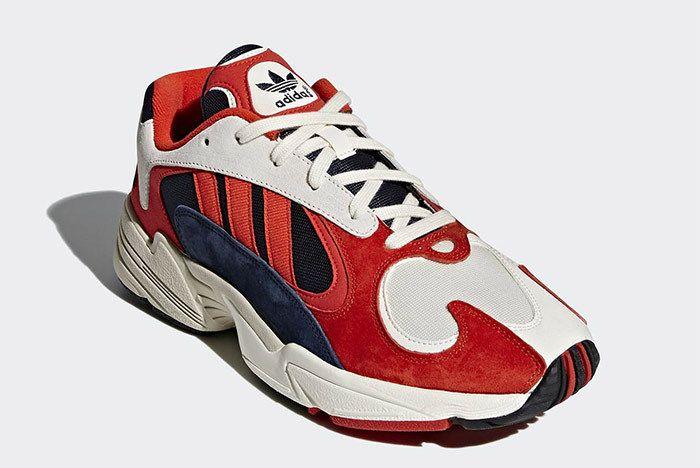 Adidas Yung 1 Hi Res Orange 2
