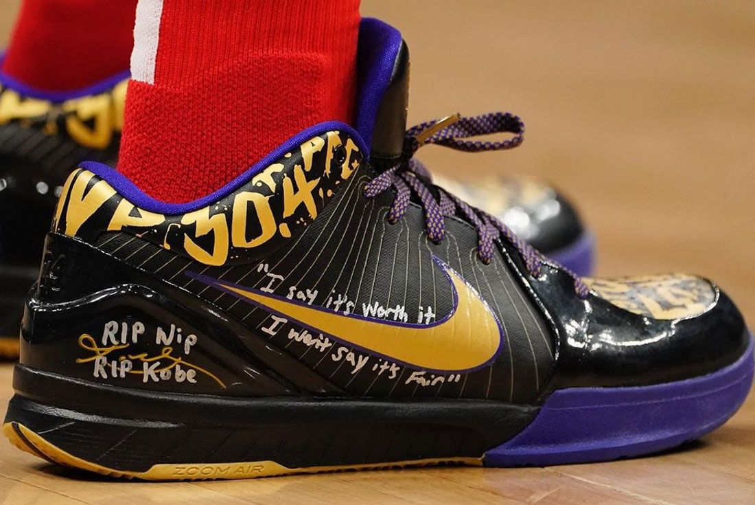 Nike Kobe 4