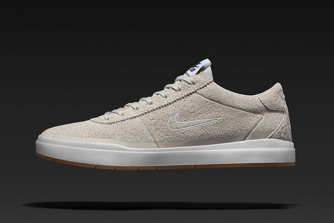 Material Matters Leather Nike Suede