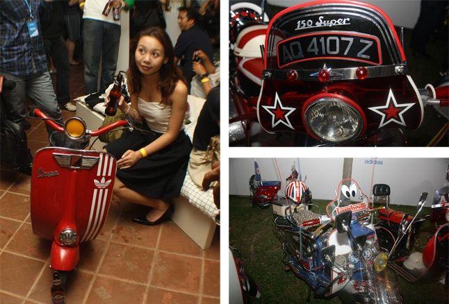 Adidas 60 Years Party Singapore 10
