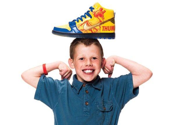 Doernbecher Nike Dunk 1