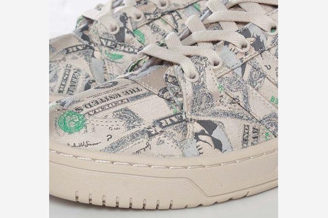 Adidas Jeremy Scott Money Detail
