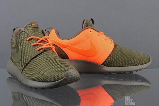 Nike Roshe Run 2Faced Green Hero 1