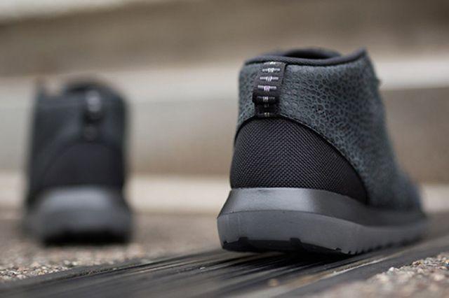 Roshe Run Sneaker Black Safari 2