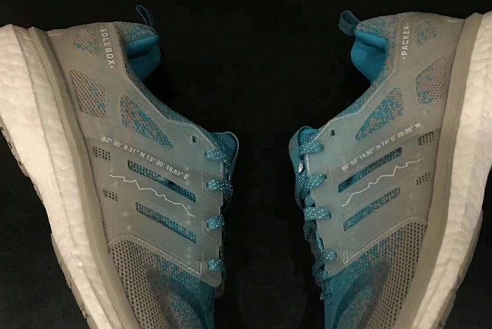 Packer Shoes Solebox Adidas Energy Boost 4