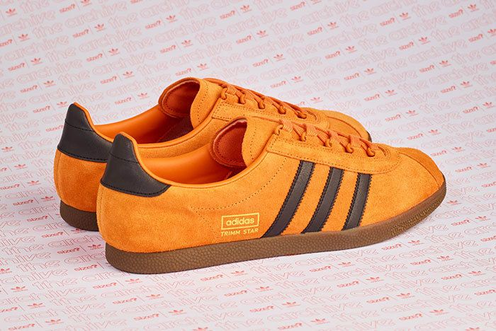 Trimm Star Orange Black 4 Sneaker Freaker