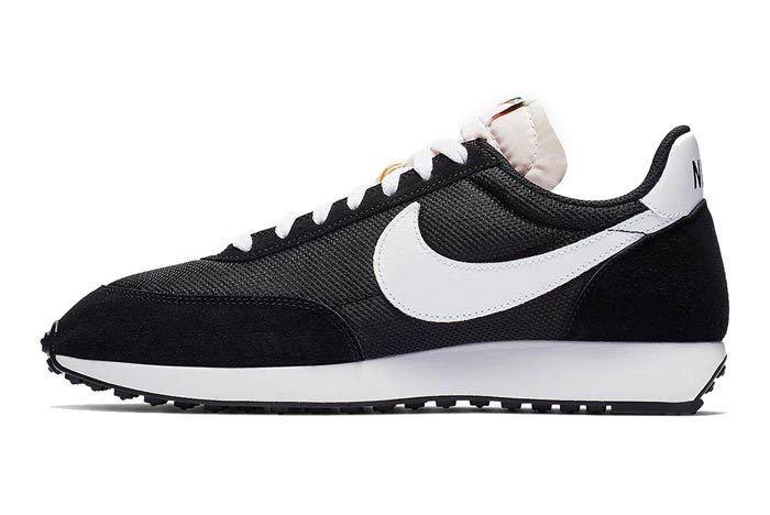 Nike Air Tailwind Black White 1