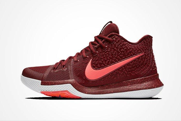 Nike Kyrie 3 Team Redfeature