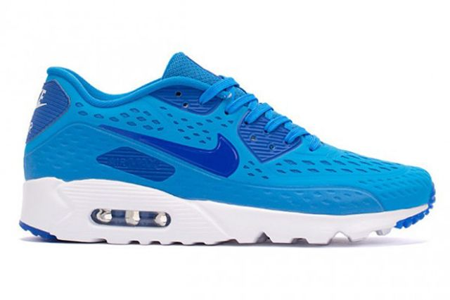 Nike Air Max 90 Ultra Br Light Photo Blue 2 E1429213685593