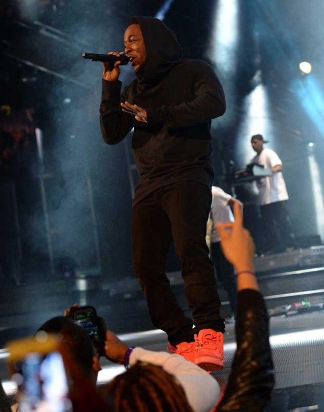 Kendrick Lamar Nike Air Yeezy 2 Red October 02