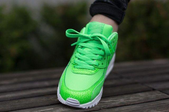 Nike Air Max 90 Green 3