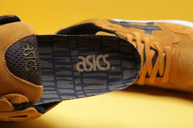 Asics Gel Saga Tan Brown Bump 6