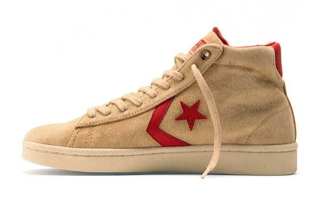 Clot X Converse Pro Leather First String Side Profile 1