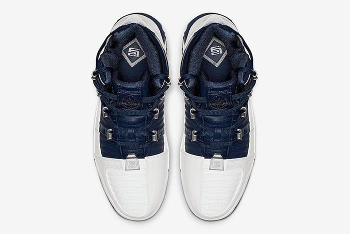 Nike Zoom Lebron 3 Official Images 2
