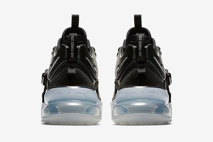 Nike Air Force 270 Black 2