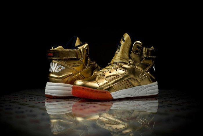 Ewing Athletics Eclipse Gold Medal 2