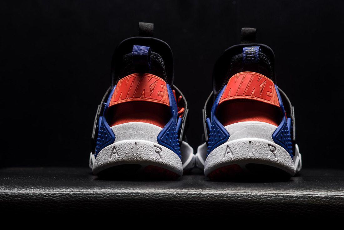 Nike Air Huarache Drift Premium Black Rush Violet Rush Orange Ah7335 002 Sneaker Freaker 8