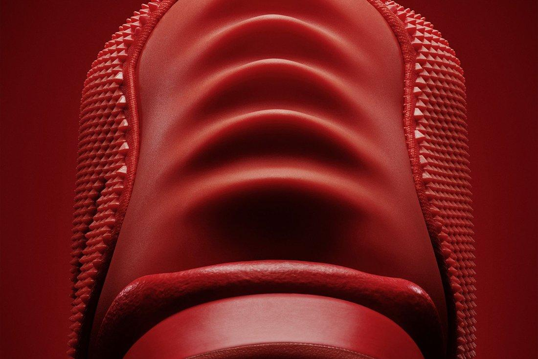Material Matters History Of Yeezy Adidas Red 1