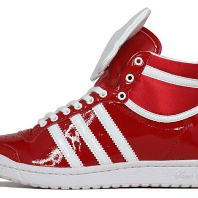 asentamiento tuberculosis Decorar  adidas Top Ten Hi Sleek (Bow) - Sneaker Freaker