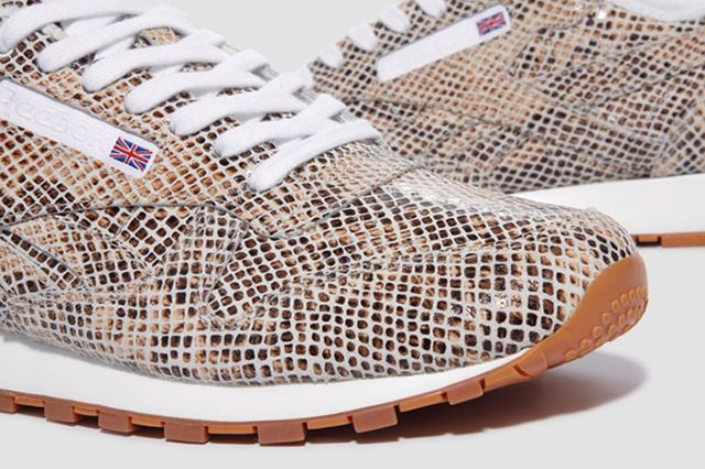 Crooked Tongues Reebok Classic Leather Wannabes 3