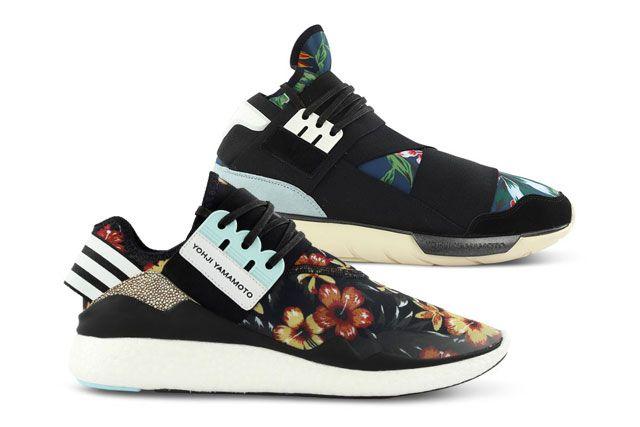 Adidas Y 3 Floral Pack 1