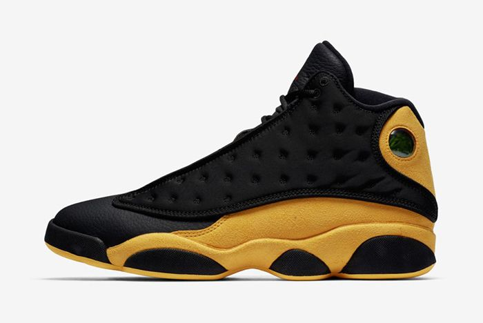 Air Jordan 13 Class Of 2002 Melo Cancelled