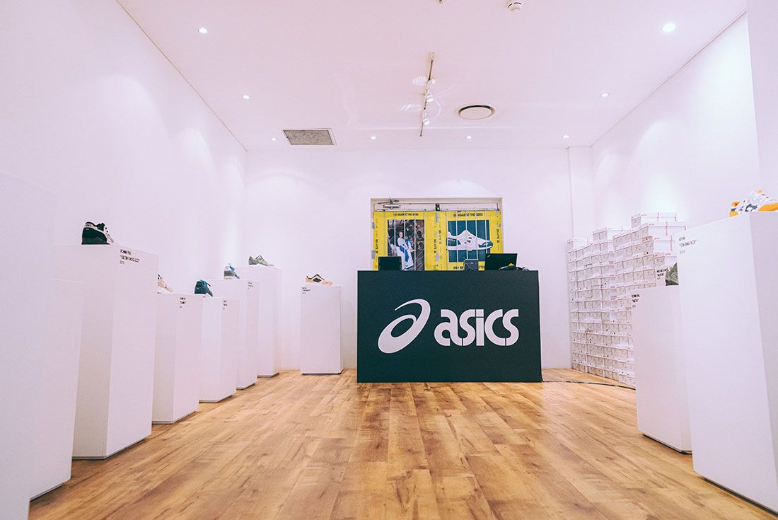 Asics Gel Lyte Iii 30Th Anniversary Sneaker Sketching Masterclass Room