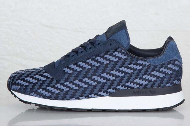 Adidas Zx 500 Decon Woven Blue 5
