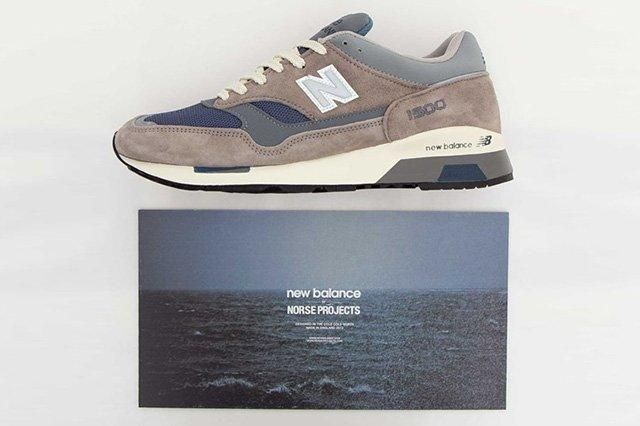 Norse Projects New Balance 1500 Danish Weather Pack 17