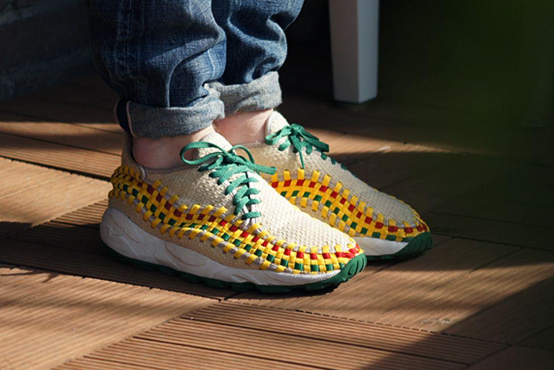 CLOT x ACU x Nike Air Footscape Woven