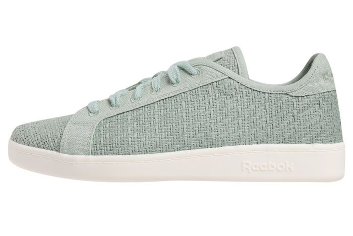 Reebok Cotton Corn Industrial Green Lateral Side