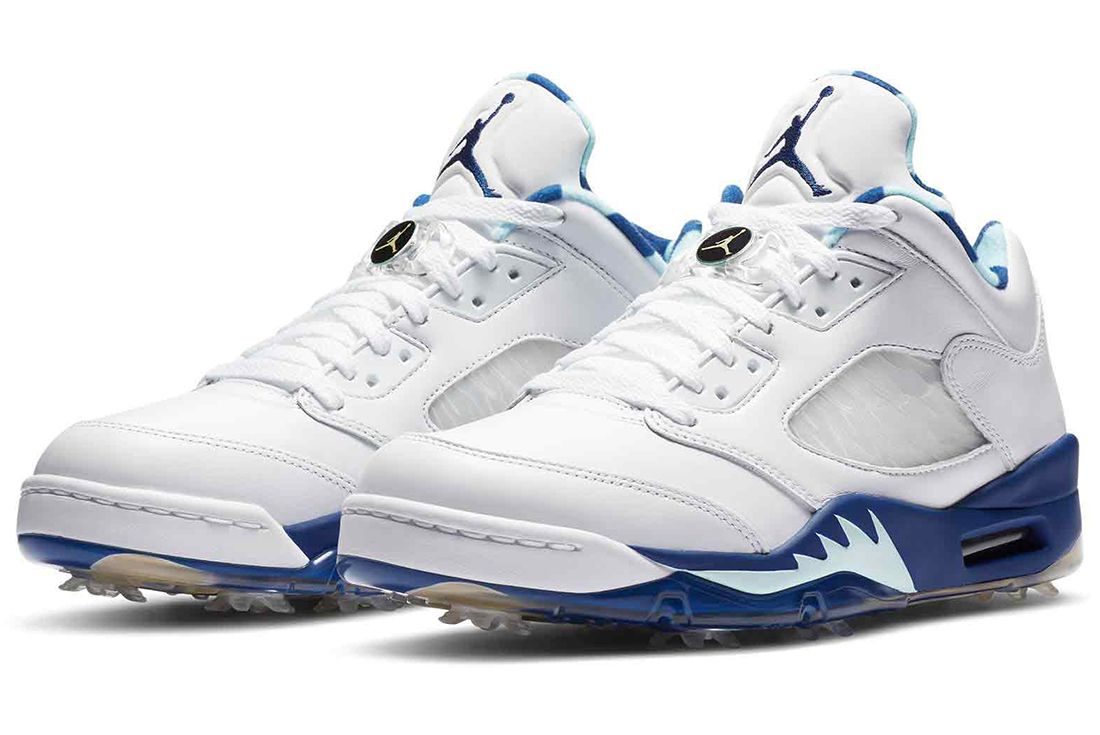 Air Jordan 5 G 'Wing It' on white