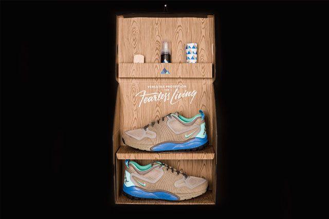 Sneakersnstuff X Nike Zoom Taria Fearless 5