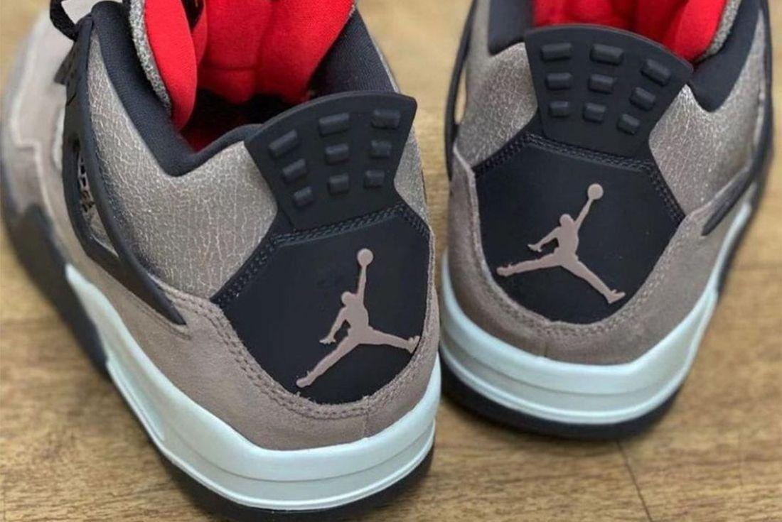 Air Jordan 4 'Taupe Haze' leak