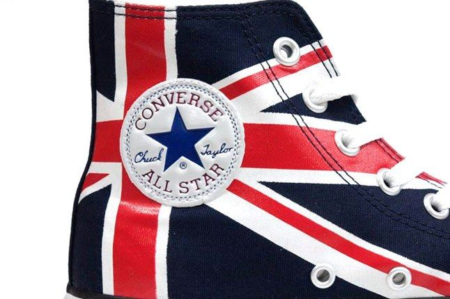 Converse Union Jack All Star 8 1