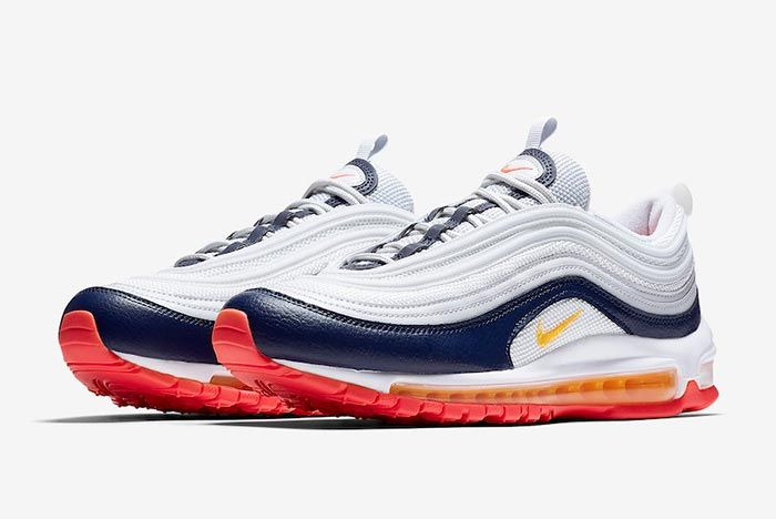Nike Air Max 97 Laser Orange Pair