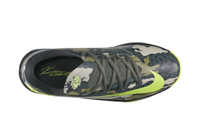 Nike Kd Vi Gs Camo 3