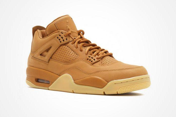 Air Jordan 4 Premium Ginger A