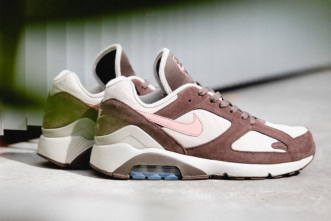 Nike Air Max 180 Rust Pinkbaroque Brown 3