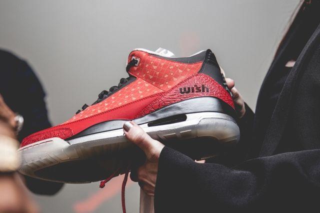 Wish Night With Jordan Brand 12
